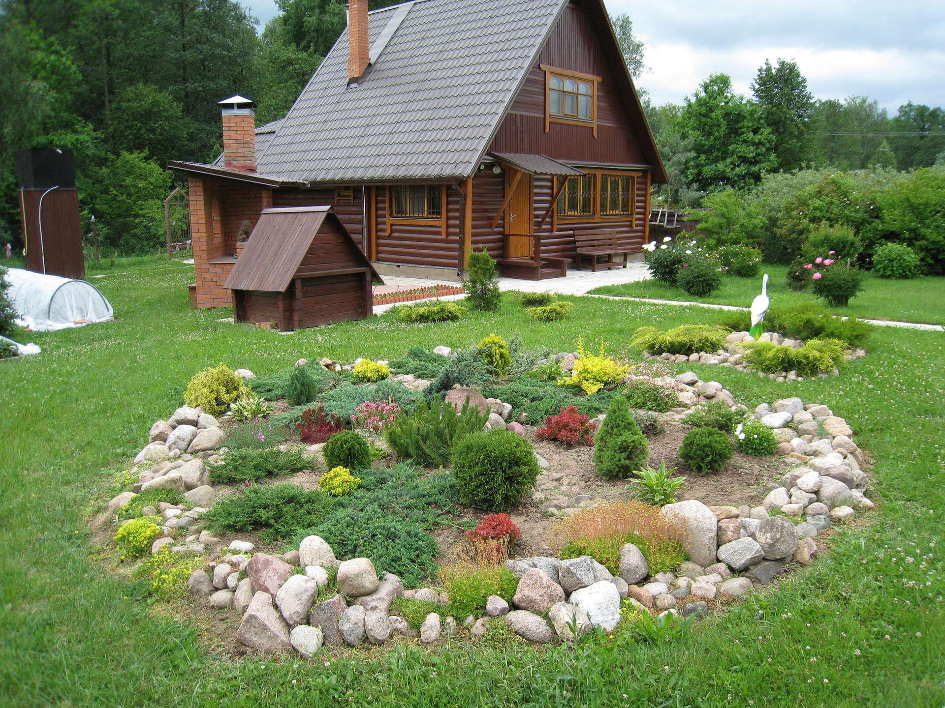Ландшафтный дизайн: тонкости проектирования участка площадью 15 соток