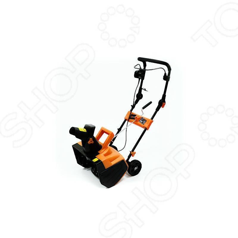 Снегоуборщик прораб – хорошая альтернатива зарубежной технике