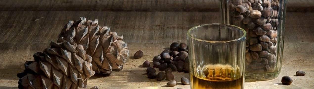 Рецепты кедровой настойки на самогоне