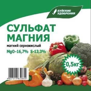 Сульфат калия удобрение — применение