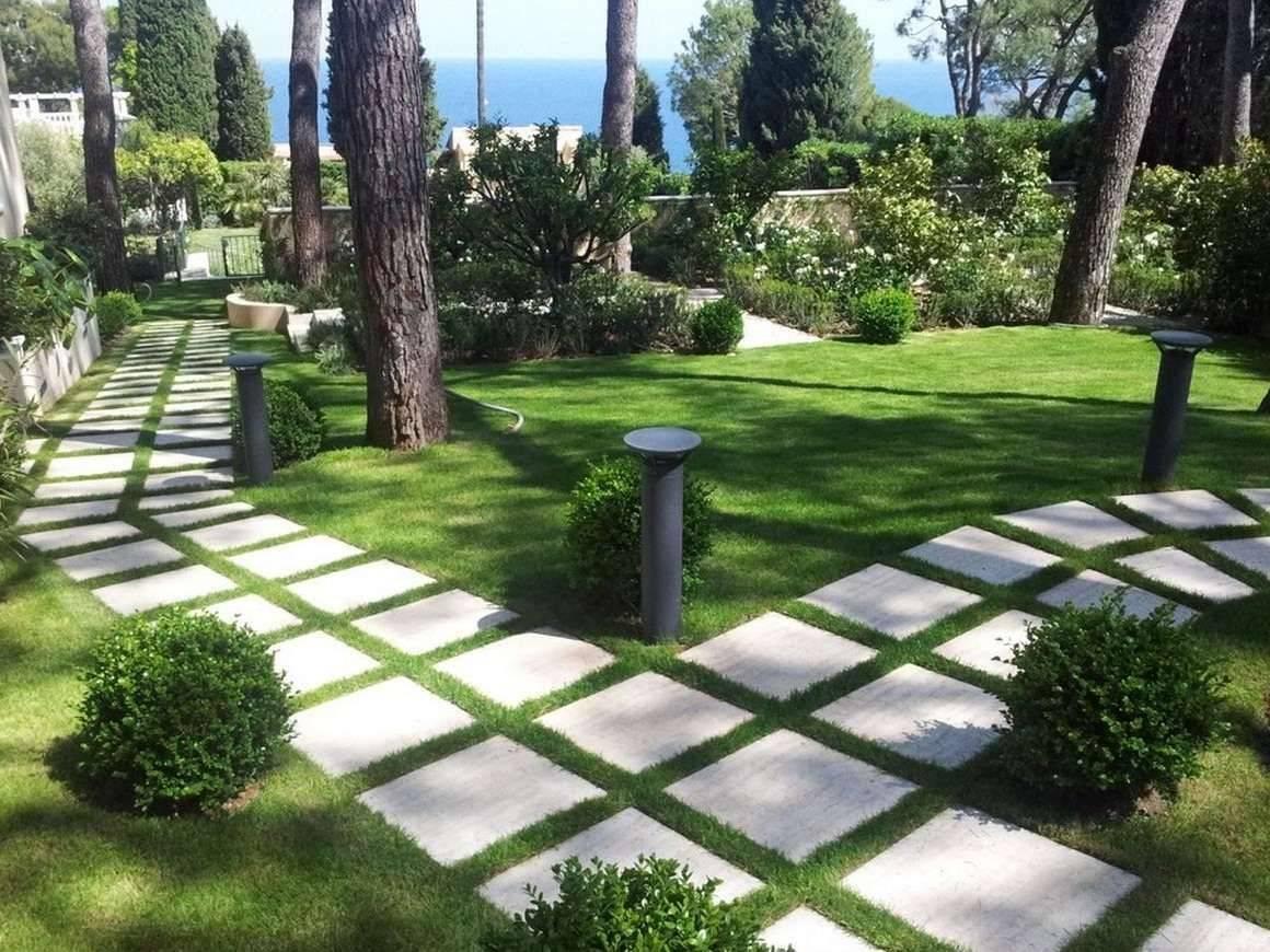 16 идей, из чего можно сделать красивую и практичную садовую дорожку