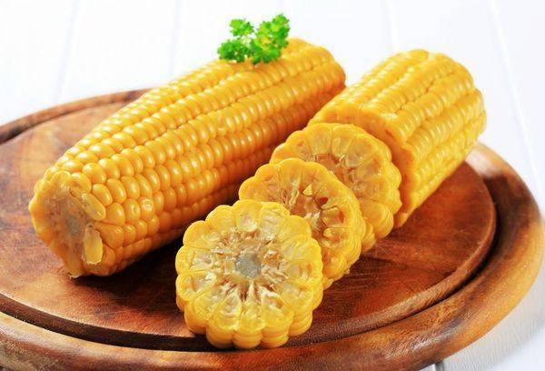 Вареная кукуруза: польза и вред для здоровья