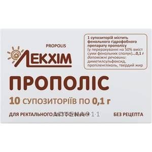 Лечение геморроя прополисом