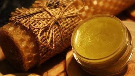 Мазь от варикоза с воском и маслом, желтком