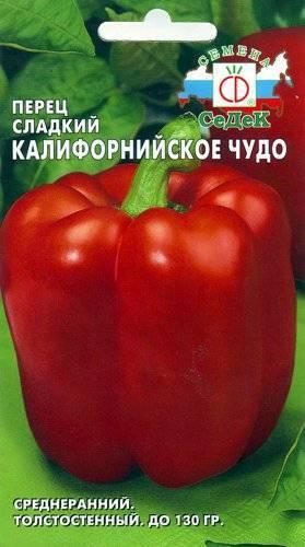 Сорта болгарского перца для открытого грунта и теплицы