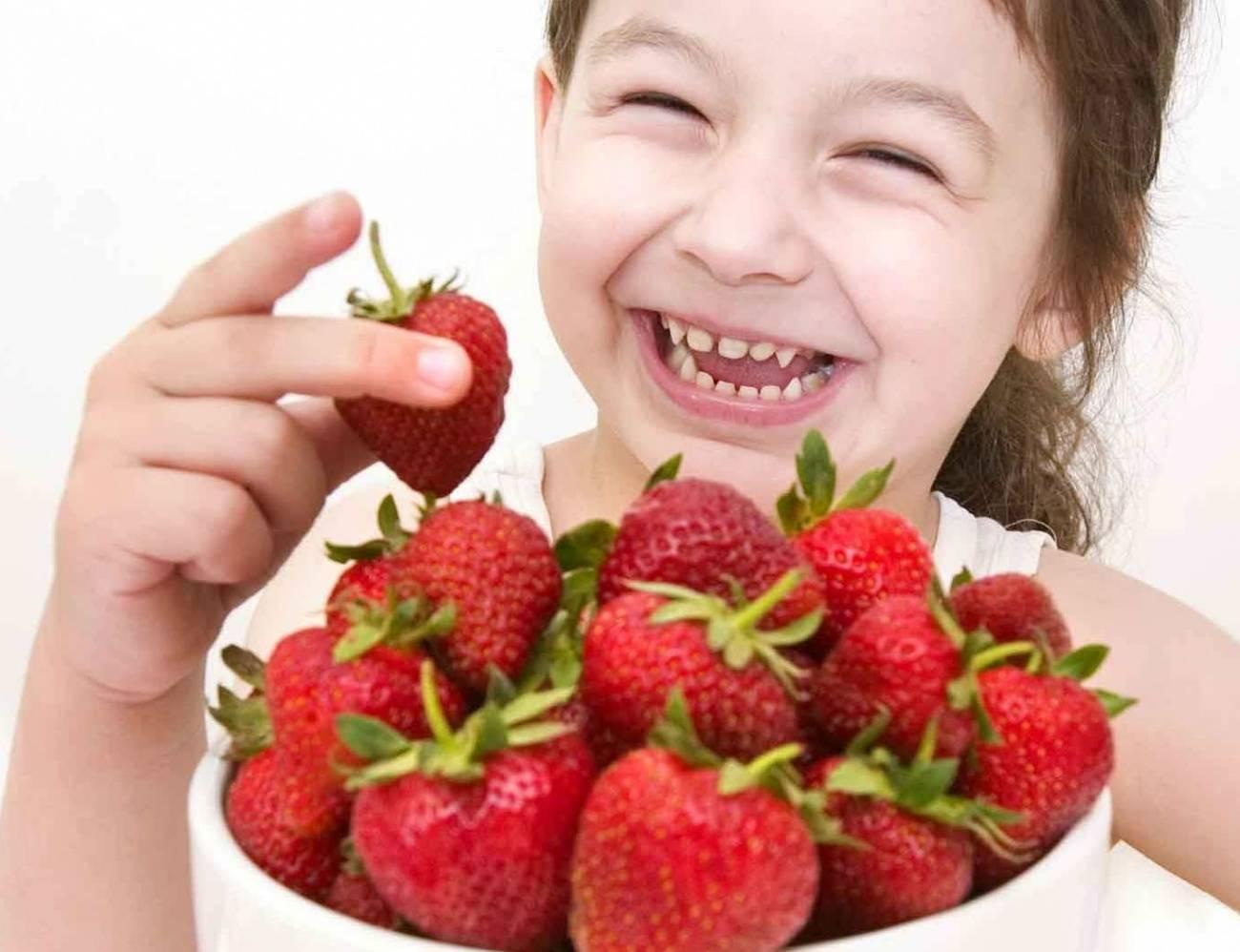 Аллергия на смородину у детей фото