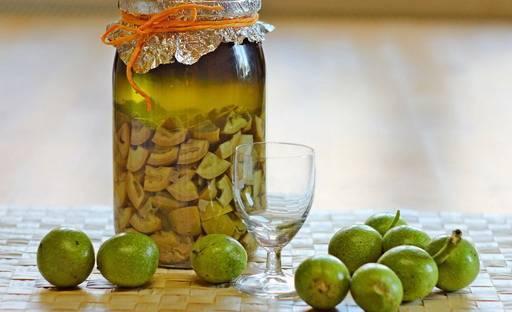 Настойка маньчжурского ореха на спирту применение