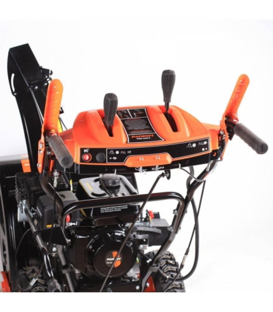 Обзор бензиновых снегоуборщиков патриот серии сибирь. особенности моделей, характеристики, видео работы, отзывы