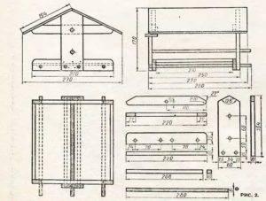 Кормушки для кур: инструкции для самостоятельного изготовления