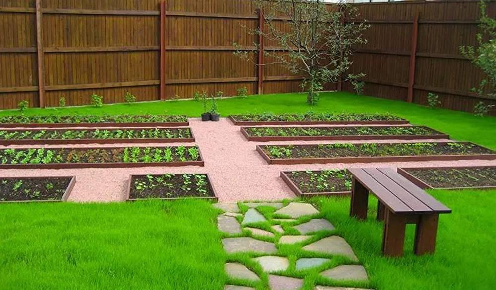 Как сделать, чтобы в проходах между грядками трава не росла - сад, огород - страна мам