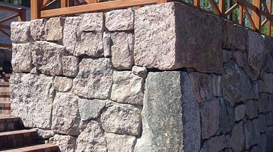 Дизайн подпорных стенок на участке