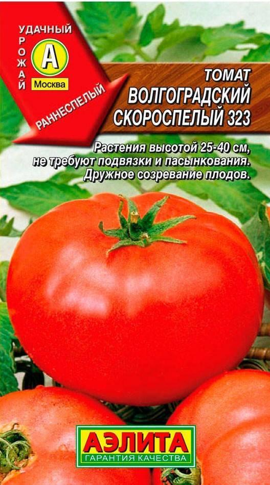Томат «волгоградский»: характеристика и описание сорта, посадка, выращивание и уход