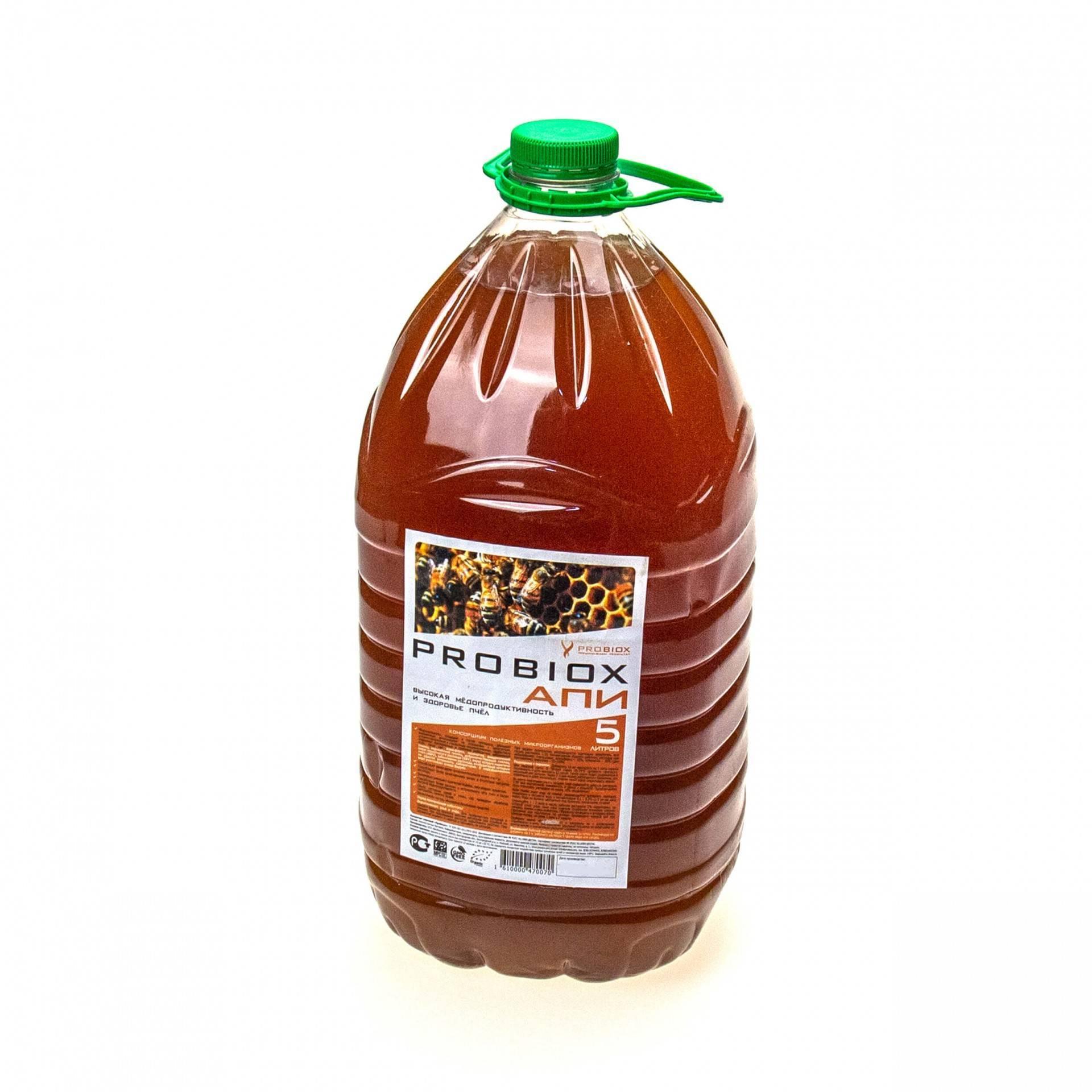 Применение лозеваля для пчел
