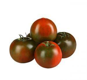 Чёрные помидоры «кумато»: описание, агротехника выращивания