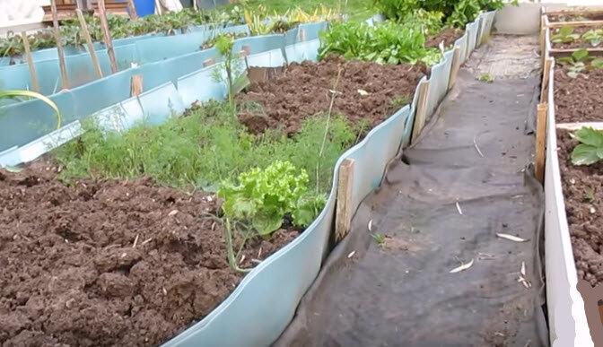 О типах материалов, останавливающих рост травы под щебнем: описание, свойства