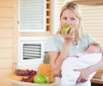 Польза граната для будущих и кормящих мам