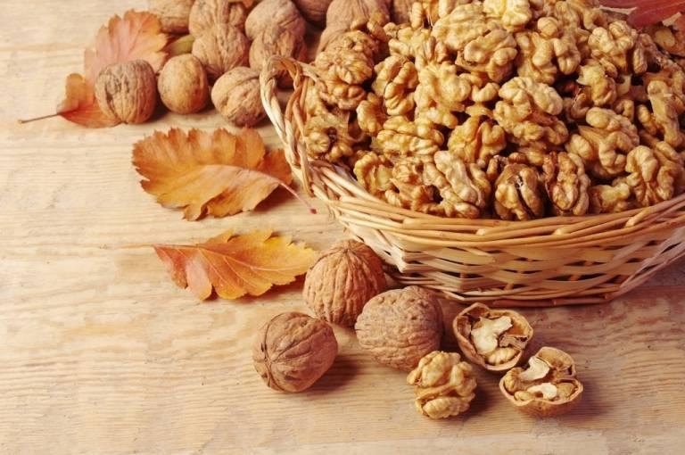 Как подсушить грецкие орехи в духовке чтобы сохранить витамины