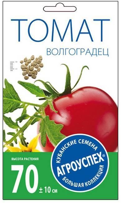 Выращиваем урожайный томат «волгоградец»: описание и особенности сорта