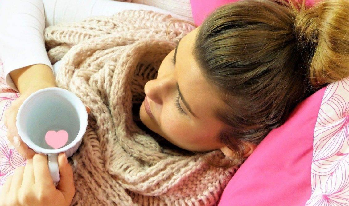 Можно ли давать детям при повышенной температуре тела малиновый чай или малиновое варенье?