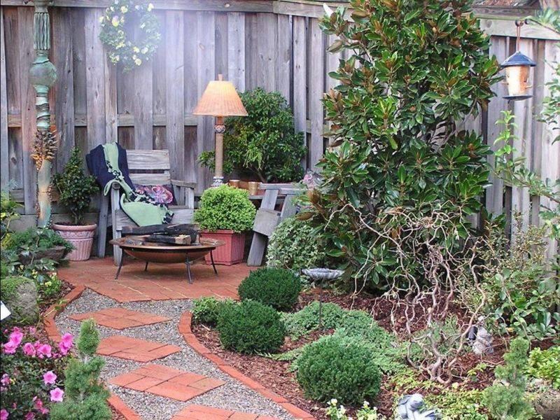Интерьер сада: как красиво оформить дачный участок своими руками