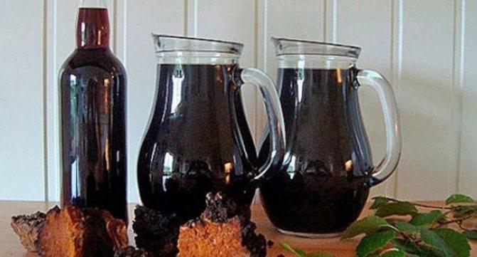 Настойка чаги: инструкция по применению, рецепты приготовления, отзывы