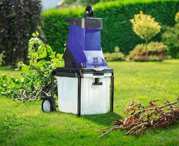 13 лучших садовых измельчителей - рейтинг 2020