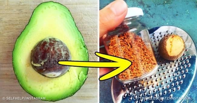 Авокадо можно ли есть косточку. можно ли есть косточку авокадо? да она съедобна и очень полезна!