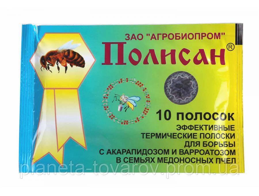Меры борьбы с варроатозом пчёл.