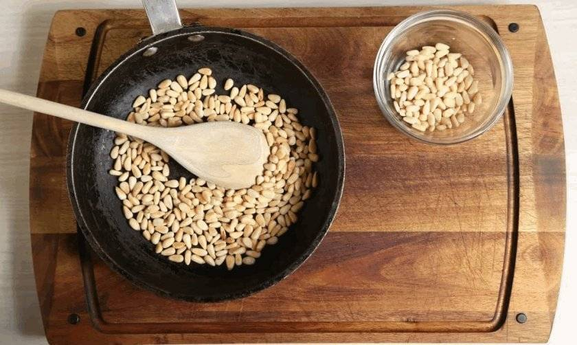 Польза кедровых орехов для беременных женщин