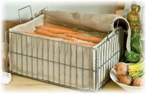 Как хранить морковь в холодильнике на зиму: в домашних условиях, без заморозки