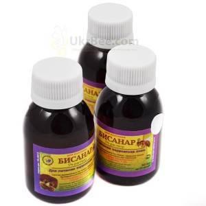 Инструкция по использованию бисанара для пчел