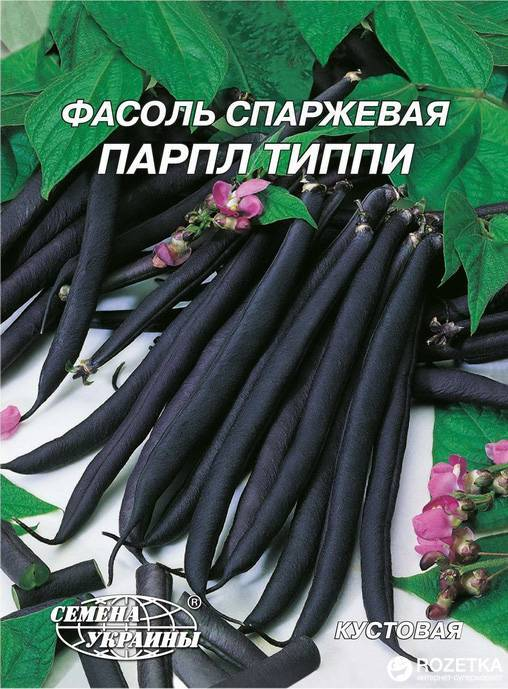 Сорта фасоли