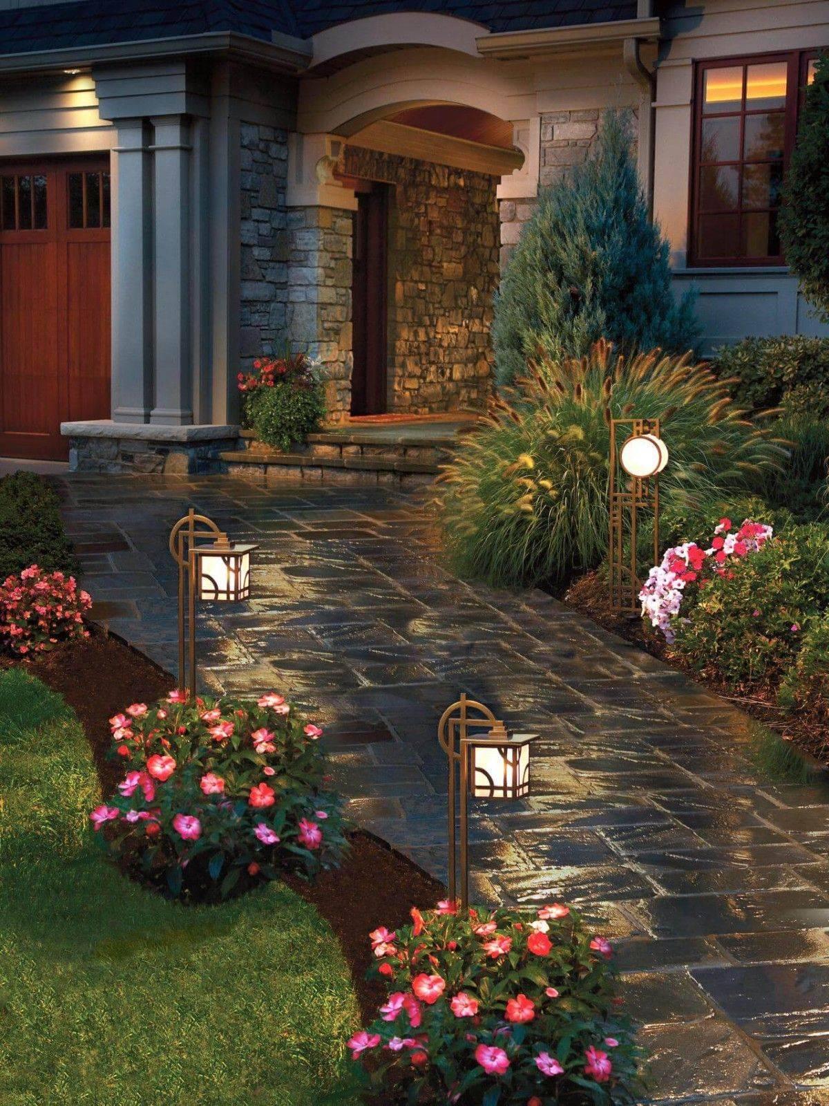 Дизайн двора частного дома. выбираем стилистическое направление