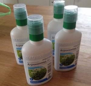 Агрокиллер от сорняков: инструкция по применегию, отзывы
