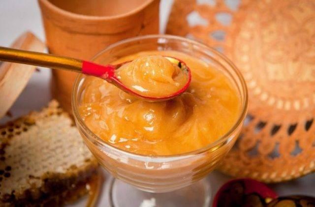 Полезные свойства меда с пергой для детей