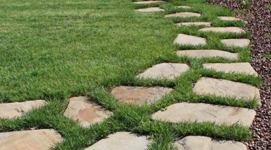 Садовые дорожки из бетона своими руками: пошаговые инструкции, мастер-классы, 500+ фото