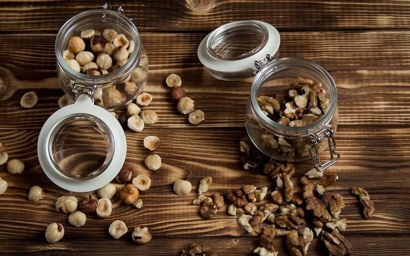 Особенности хранения грецких орехов