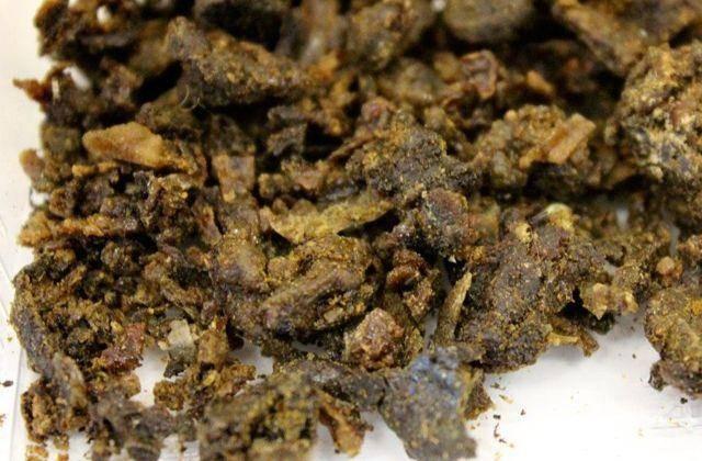 Как приготовить масляный прополис (узу) прямо у себя на кухне?