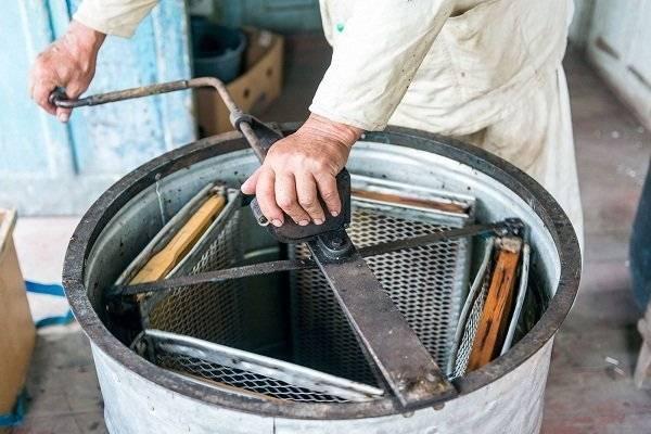 Изготовление медогонки в домашних условиях