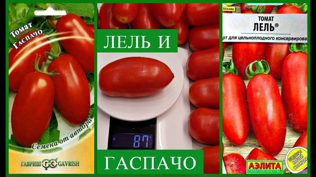 Для гаспачо и специальный сорт томатов имеется! знакомимся с описанием и отзывами