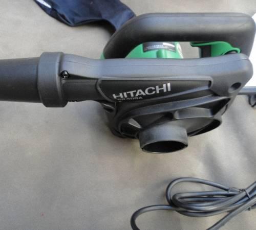 Пылесос-воздуходувка Hitachi rb40sa