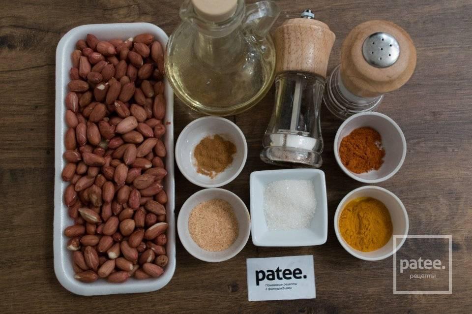 Как делают арахис в сахаре