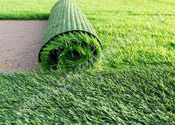 Что такое рулонный газон и как за ним ухаживать