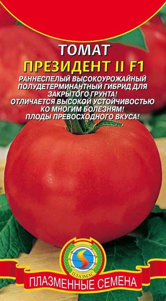 Томат президент f1: описание и урожайность сорта, отзывы, фото