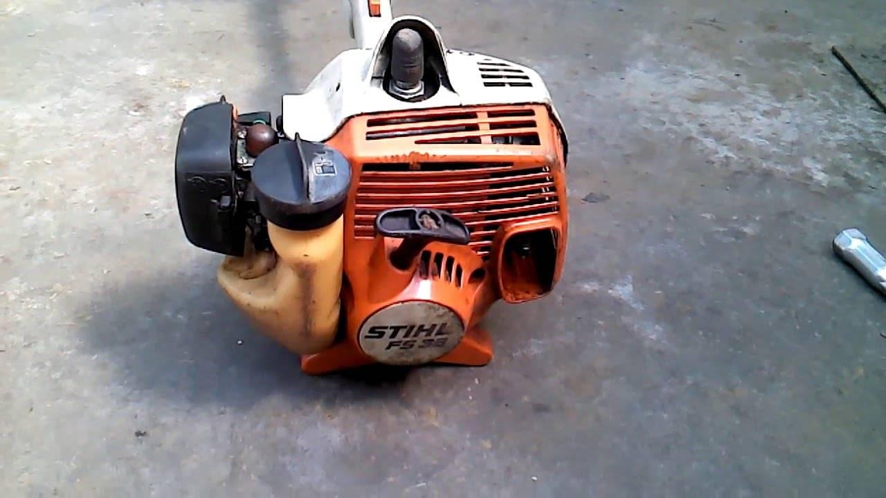 Мощная мотокоса stihl fs130. технические параметры, комплектность, видео и отзывы