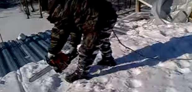 Снежное одеяло: как организовать снегозадержание на участке