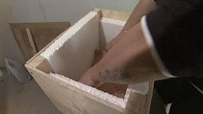 Хранение картофеля в домашних условиях