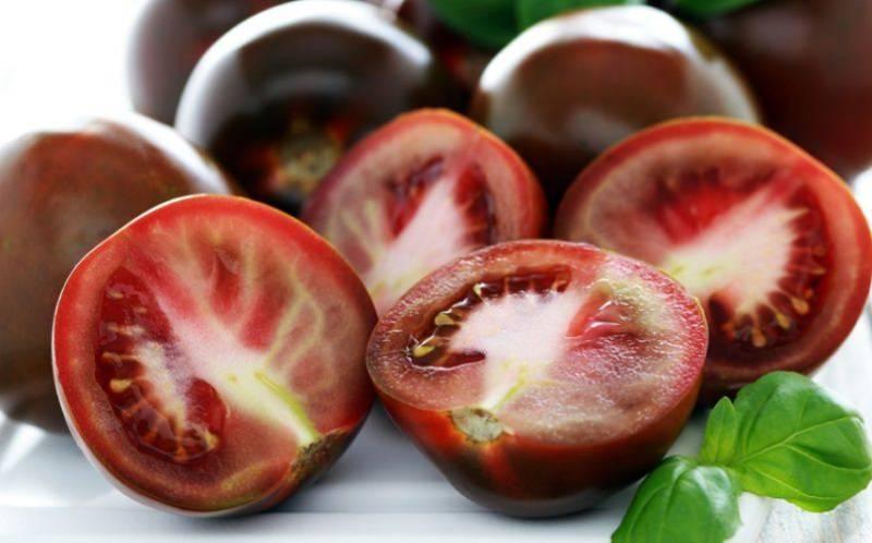 Томат «кумато»: описание сорта помидоры черного цвета, рекомендации по выращиванию