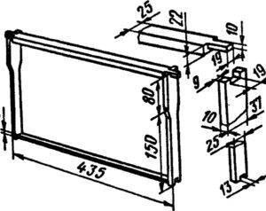 Ульи дадан: какие бывают размеры рамки? чертежи. что такое летка, магазин и диафрагма? особенности устройства