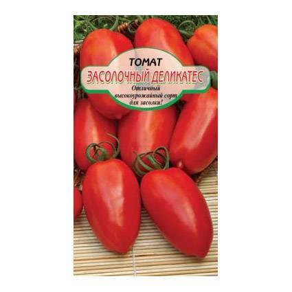 """Томат """"засолочный деликатес"""": описание сорта и особенности выращивания"""